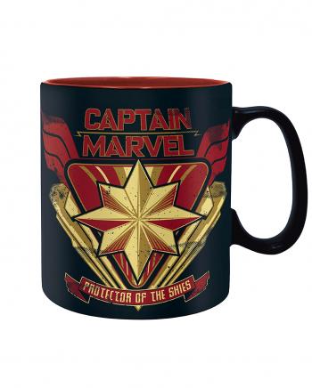 Marvel - Captain Marvel Tasse