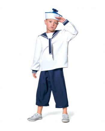 Sailor Kids Costume