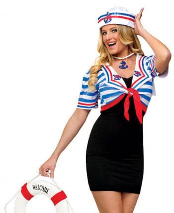 Sailor Babe Bolero Jacket and Sailor Hat