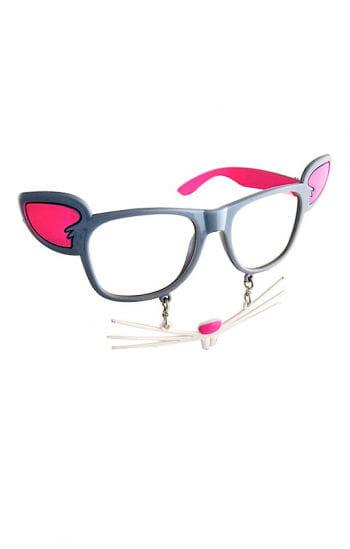 Süße Maus Brille