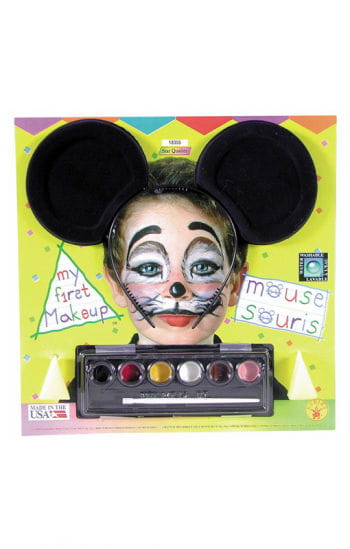 Mouse Make Up With Mouse Ears