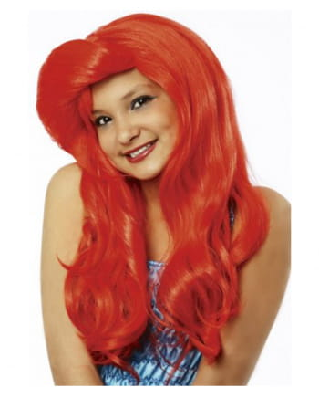 Mermaids Children Wig Red