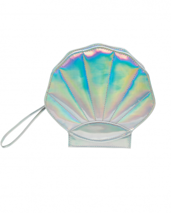 Mermaids Holo Shell Handbag