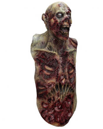 Riesige Zombie Maske aus Latex