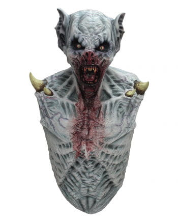 Riesige Vampir Maske aus Latex