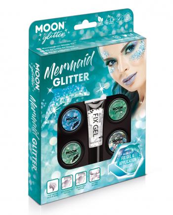 Meerjungfrau Glitter Set von MOON
