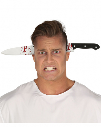 Knife In Head Halloween Hairband
