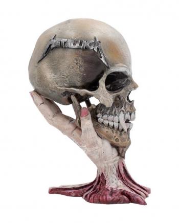 Metallica - Sad But True Totenkopf Figur