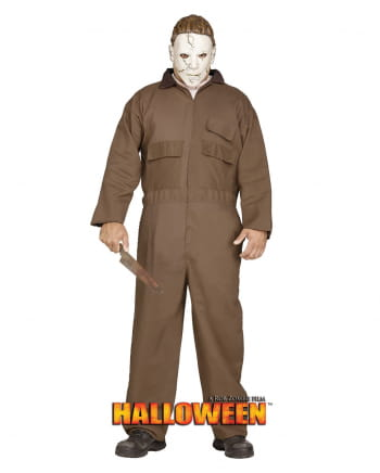 Michael Myers Costume With PVC Mask