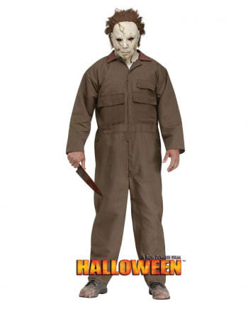 Michael Myers costume with mask