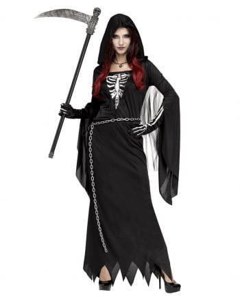 Midnight Reaper Woman Costume