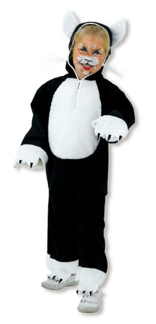 Kitten Child Costume Size 104