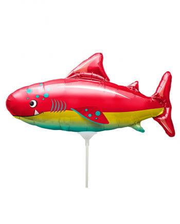 Mini-Folienballon Lustiger Hai