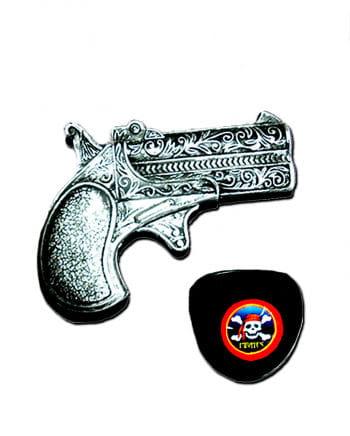 Mini Piraten Pistole und Augenklappe