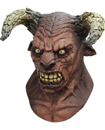 Minotaurus Latex Maske