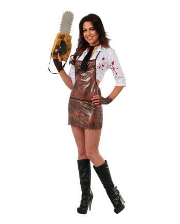 Miss Leatherface Lizenzkostüm