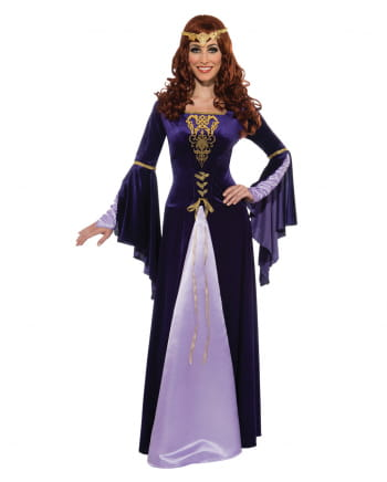 Medieval Ladies Costume Guinevere Deluxe