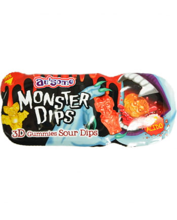 Halloween Monster Dips