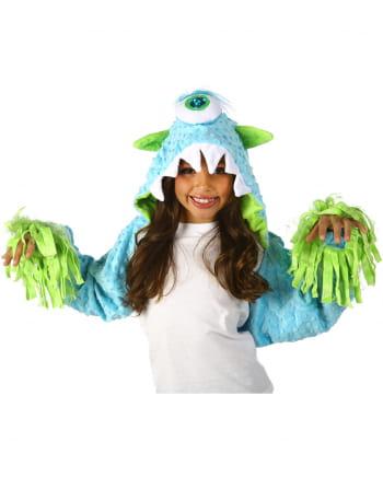 Kinder Kostüm Cape Monster