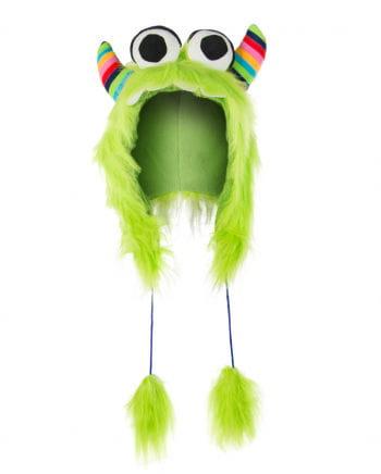 Monster Party Cap Green