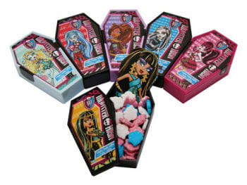 Freaky Candy Coffin Monster High