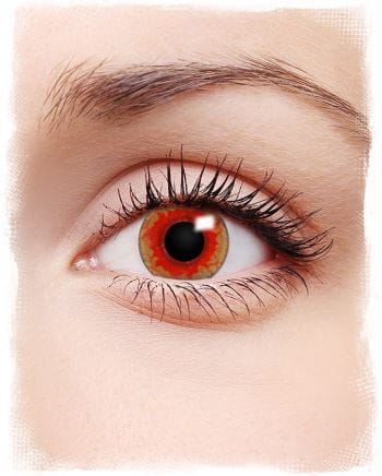 Red Monster Contacts