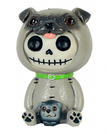 Pug Furrybones Figure Small
