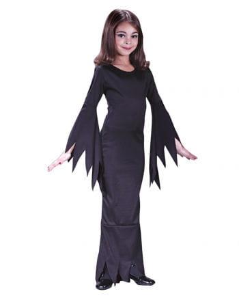 Madame Morticia Child Costume L
