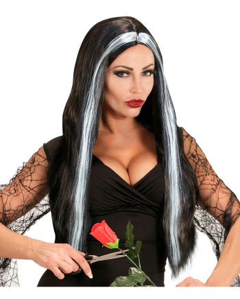 Mortisia Halloween Wig