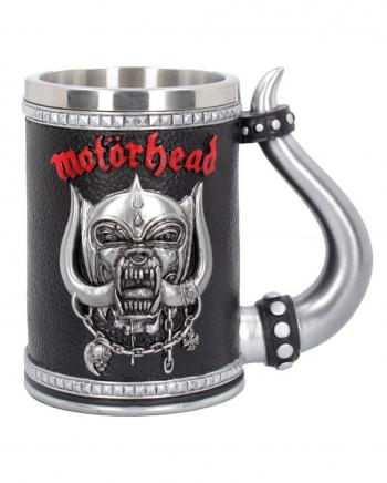 """Motörhead """"Warpig"""" Beerstein"""
