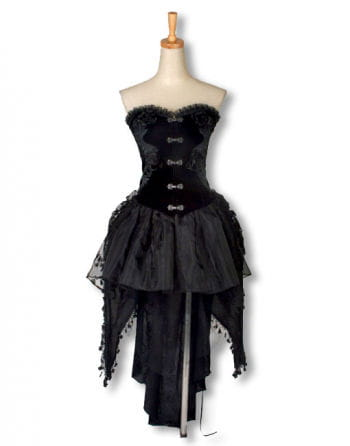 Burlesque Cabaret Corsage Dress