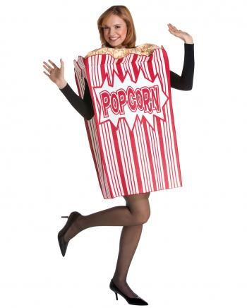 Popcorn Tüte Kostüm