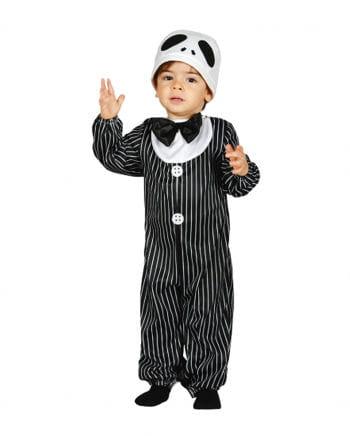 Kleinkinder Kostüm Mr. Skeleton
