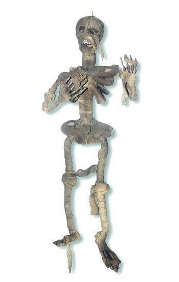 Mumifiziertes Gerippe