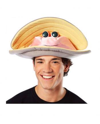 Lustiger Muschel Hut