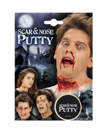 Nose Wax / Scar and Nose Putty