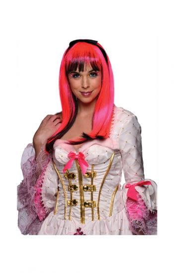Neon Pink Wig
