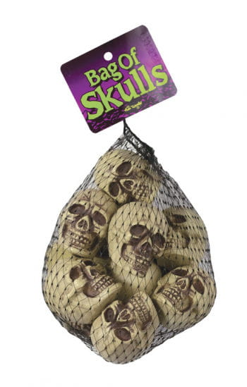 12 Skulls On The Net