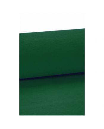 Dunkelgrünes Niflamo Krepp Papier 10 Meter