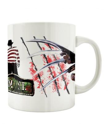Elm Street Freddy Krueger Mug