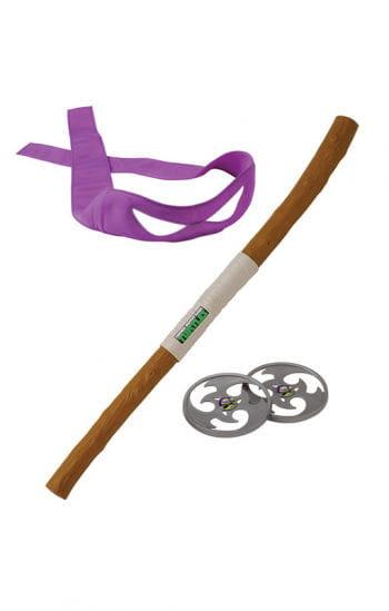 Ninja Turtles Toy Weapons Set Donatello