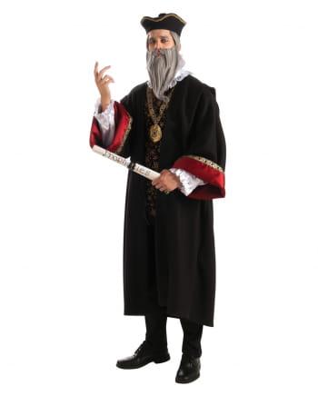 Nostradamus Herrenkostüm Deluxe