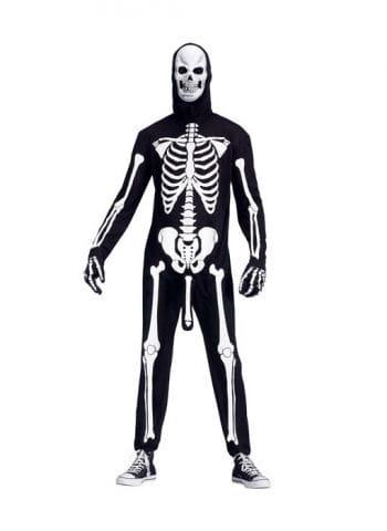 Horny skeleton costume