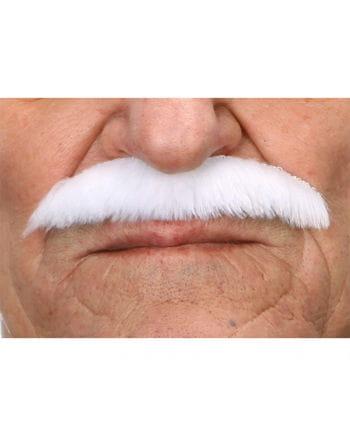 Mustache White