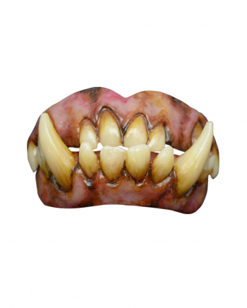 Ogre FX Teeth With Thermo Plast