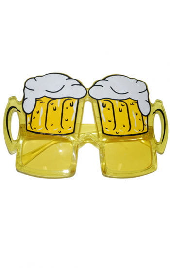 Oktoberfest Maßkrug Brille