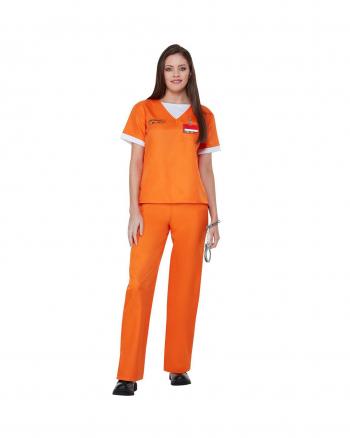 Orange is the new Black Gefängnis Uniform