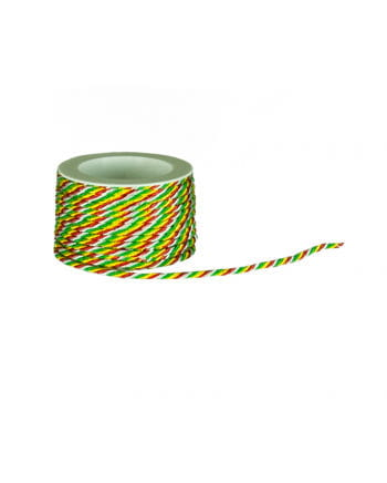 Ordenskordel multicolor 10 Meter