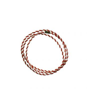 Vereinskordel rot / weiß