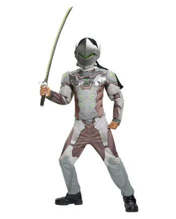 Overwatch Genji Kids Costume